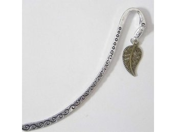 Blad bokmärke / Leaf bookmark
