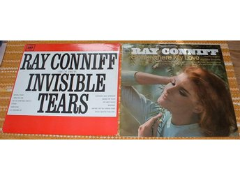 2 LP med Ray Conniff