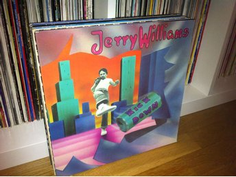 Jerry Williams - Kick Down LP 1976