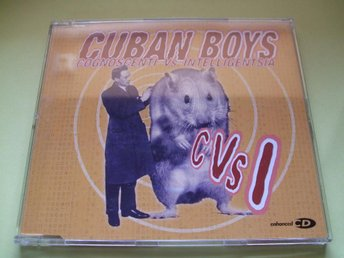Cuban Boys - Cognoscenti Vs Intelligentsia - 2000 - CD-EP