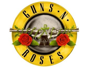STÅPLATS 2x Guns N' Roses, Friends Arena 2017-06-29