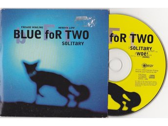 BLUE FOR TWO: Solitary, Freddie Wadling, Lipp 1994 CD-singel