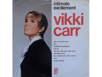 Vikki Carr  titel*  Intimate Excitement