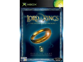 Lord of the Rings Fellowship of the Ring - Xbox