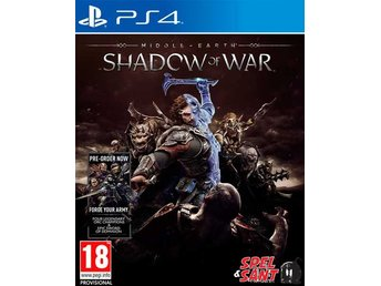 Middle-Earth Shadow of War (inkl. Förbokningserbjudande)