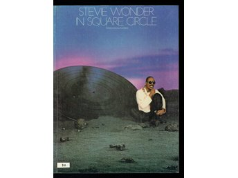Stevie Wonder - In Square Circle (Piano / Vocal / Chords)