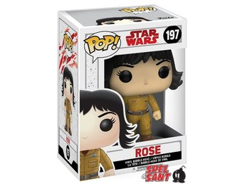 Pop! Star Wars The Last Jedi Rose Vinyl Figure