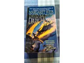 Dark heart, Margaret Weis & David Baldwin, 433s