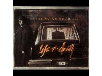 Notorious B.I.G.: Life after death (3 Vinyl LP)