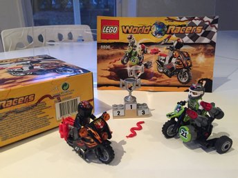 LEGO World Racers 8896 Snake Canyon