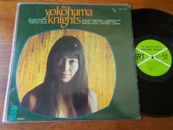 THE YOKOHAMA KNIGHTS - play, LP GRT/EYE USA 60-tal Exotica