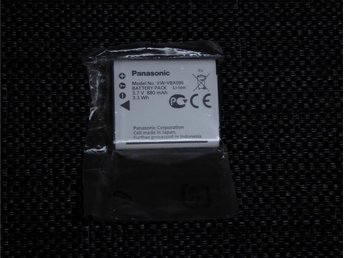 Panasonic VW-VBX090 Original Batteri / NYTT