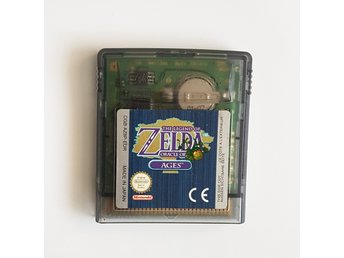 The Legend of Zelda: Oracle of Ages Gameboy Color