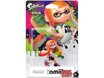 Nintendo amiibo Splatoon Collection (Inkling Girl)
