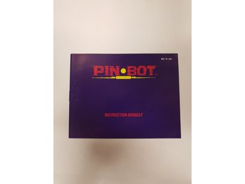 Pin Bot - Manual NES NINTENDO - USA