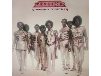 Midnight Star – Standing together (Solar Lp)