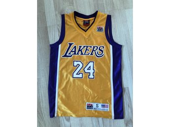 Basket linne Lakers strl S