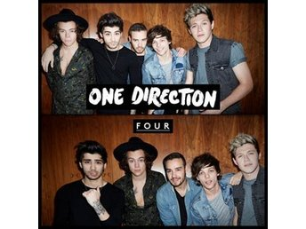 One Direction: FOUR 2014 (CD)