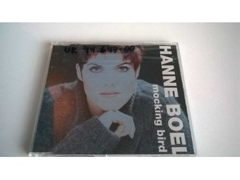Hanne Boel - Mocking bird, CD