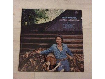 JOHNNY RODRIGUEZ - SONGS ABOUT LADIES AND LOVE. (LP)