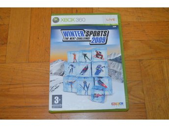 Winter Sports 2009 The Next Challenge Xbox 360