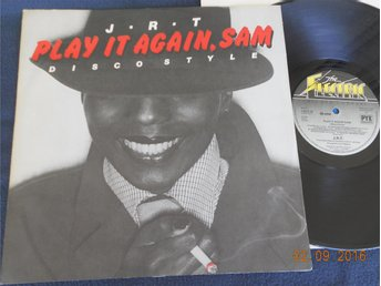J.R.T - Play It Again Sam (Disco Style) Electric record UK 12:a 1978