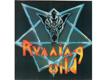RUNNING WILD - VICTIM OF STATE POWER (PURPLE VINYL) 12""