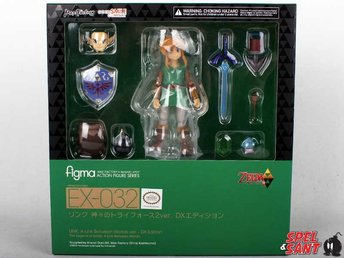 Zelda A Link Between Worlds Link Figurine EX-032 (Figma)