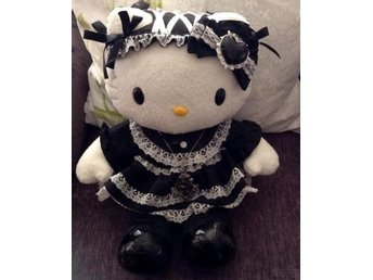 Stor Hello Kitty Gothic Edition