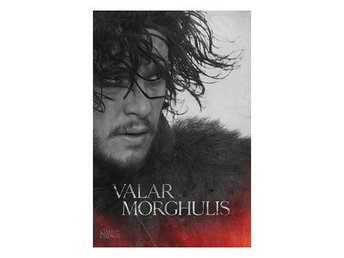 Game Of Thrones Affisch Jon Snow
