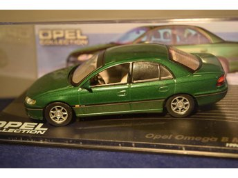 Opel Omega B MV6 - 1994-96 - 1:43 - Opel Collection - Malmö - Opel Omega B MV6 - 1994-96 - 1:43 - Opel Collection - Malmö
