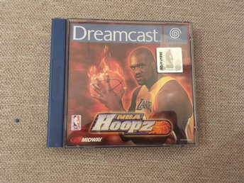 NBA Hoopz - Sega Dreamcast