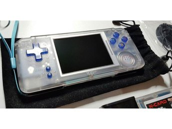 REVO K101 Plus - Gameboy Advance (GBA) klonsystem