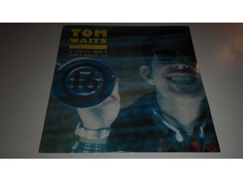 "Tom Waits - 16 shells from a thirty - ought - six. 7"". UK 1988. VG+/VG+."