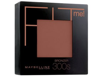 Maybelline Fit Me Bronzer Matte Powder - 300S Medium Bronzer