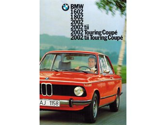 BMW 1602-1802-2002+tii+touring coupe 1974 ?