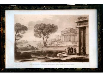 Richard Earlom (1743-1822), etsning, mezzotint ; nr 179