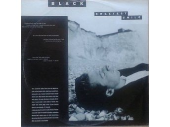 "Black title* Sweetest Smile* Synth-pop 12"" Germany"
