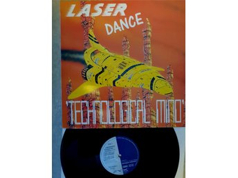LASER DANCE - TECHNOLOGICAL MIND , SYNTCH,ITALO DISCO