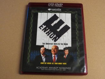 ENRON: THE SMARTEST GUYS IN THE ROOM (HD DVD) Svår utgåva