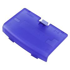 Batterilucka till Game boy Advance (Dark Atomic Purple)