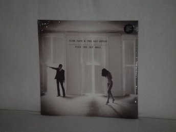 Nick Cave & The Bad Seeds  -  Push The Sky Away       180G HEAVYWEIGHT - NY