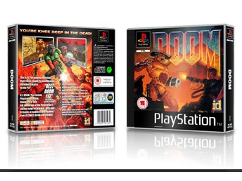 Doom - Playstation PS1