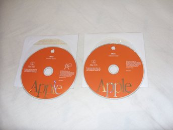 Apple iMac Software Restore & Software Install Mac OS System 8.1 CD ROM 1998