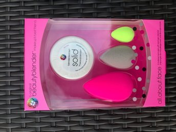 Beautyblender 3 pack solid cleanser smink