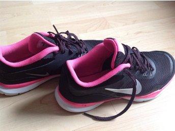 Javascript är inaktiverat. - Hässleholm - Snygga träningsskor från Nike. Modellen heter Nike Flex 5. Skorna är knappt använda då de inte passade. Skorna har endast använd inomhus så dem är så gott som nya. ordinarie pris 749kr - Hässleholm