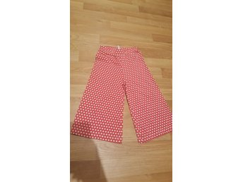 Dots cropped pants me and I, strl 110/116