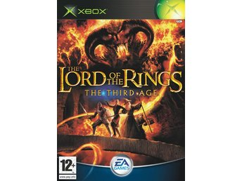 Lord of the Rings: The Third Age - Xbox
