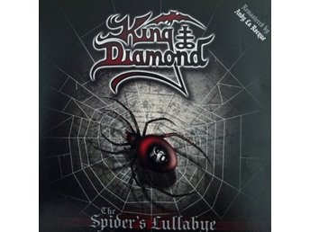 King Diamond -The spiders lullabye DLP w/demo material and p