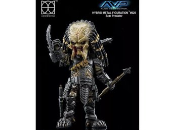 Predator metall hybrid collector figur